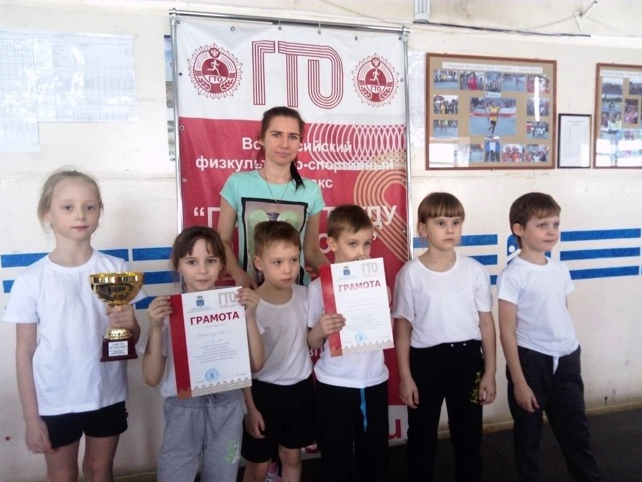 clhz0 VcVAQ - «Крошки ГТОшки!» С целью повышения интереса дошкольников к занятиям спортом