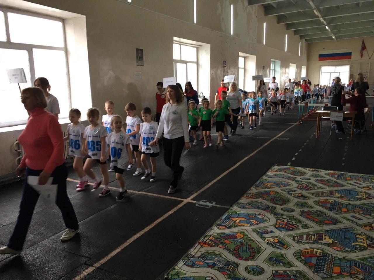 OWXIhsmpxLo - «Крошки ГТОшки!» С целью повышения интереса дошкольников к занятиям спортом