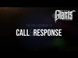 We Were Gants- Call &amp Response(New Stream Single 2918)