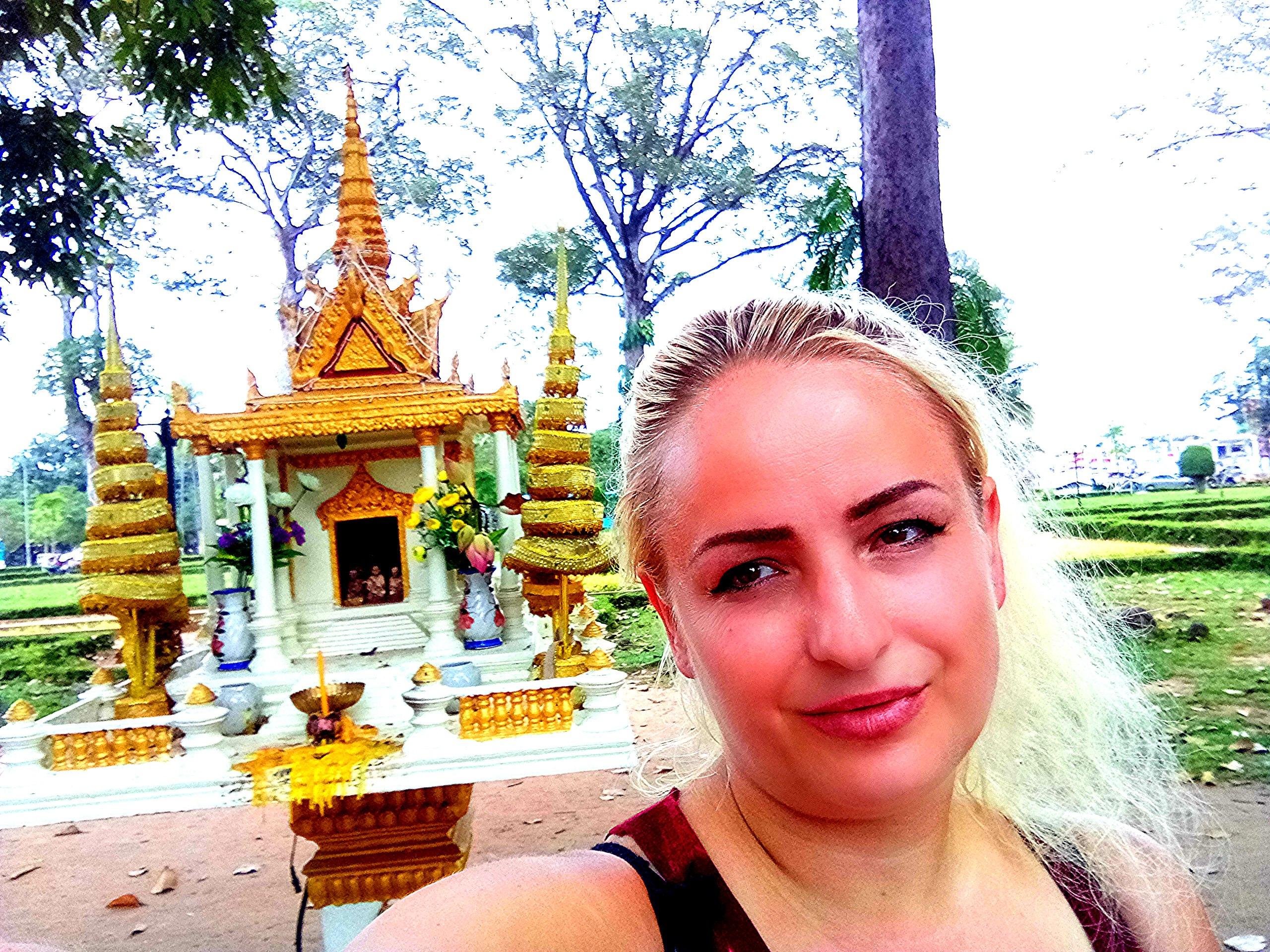 travel - Елена Руденко (Валтея). Камбоджа. Сием Рип. T9iRf4eght8