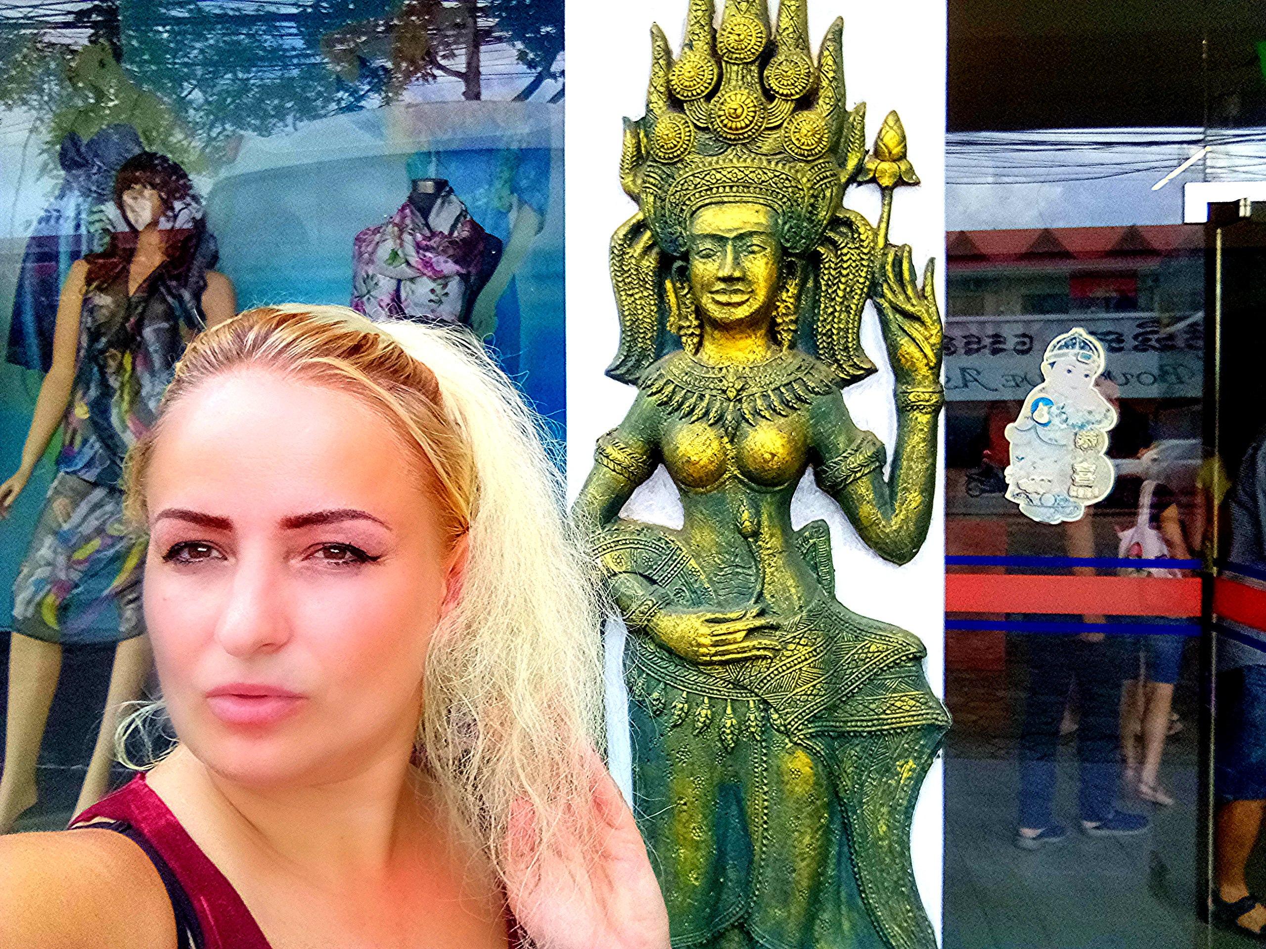 travel - Елена Руденко (Валтея). Камбоджа. Сием Рип. H8bDEac9m5U