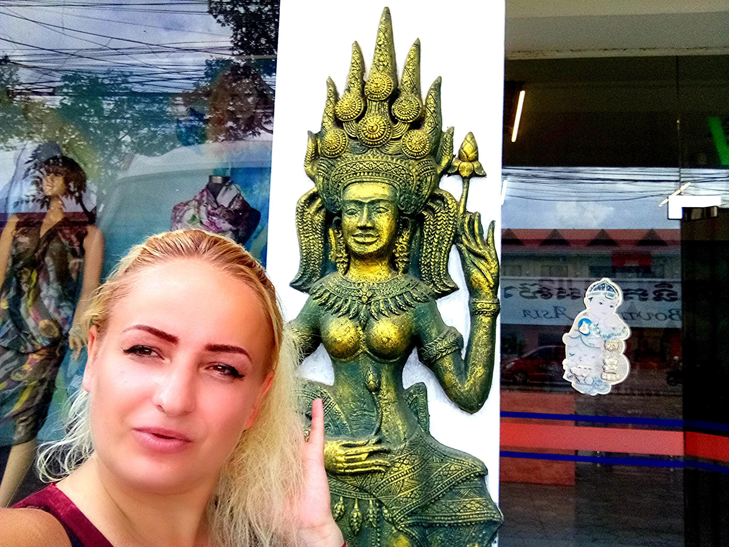 travel - Елена Руденко (Валтея). Камбоджа. Сием Рип. GjOatSN5gPo