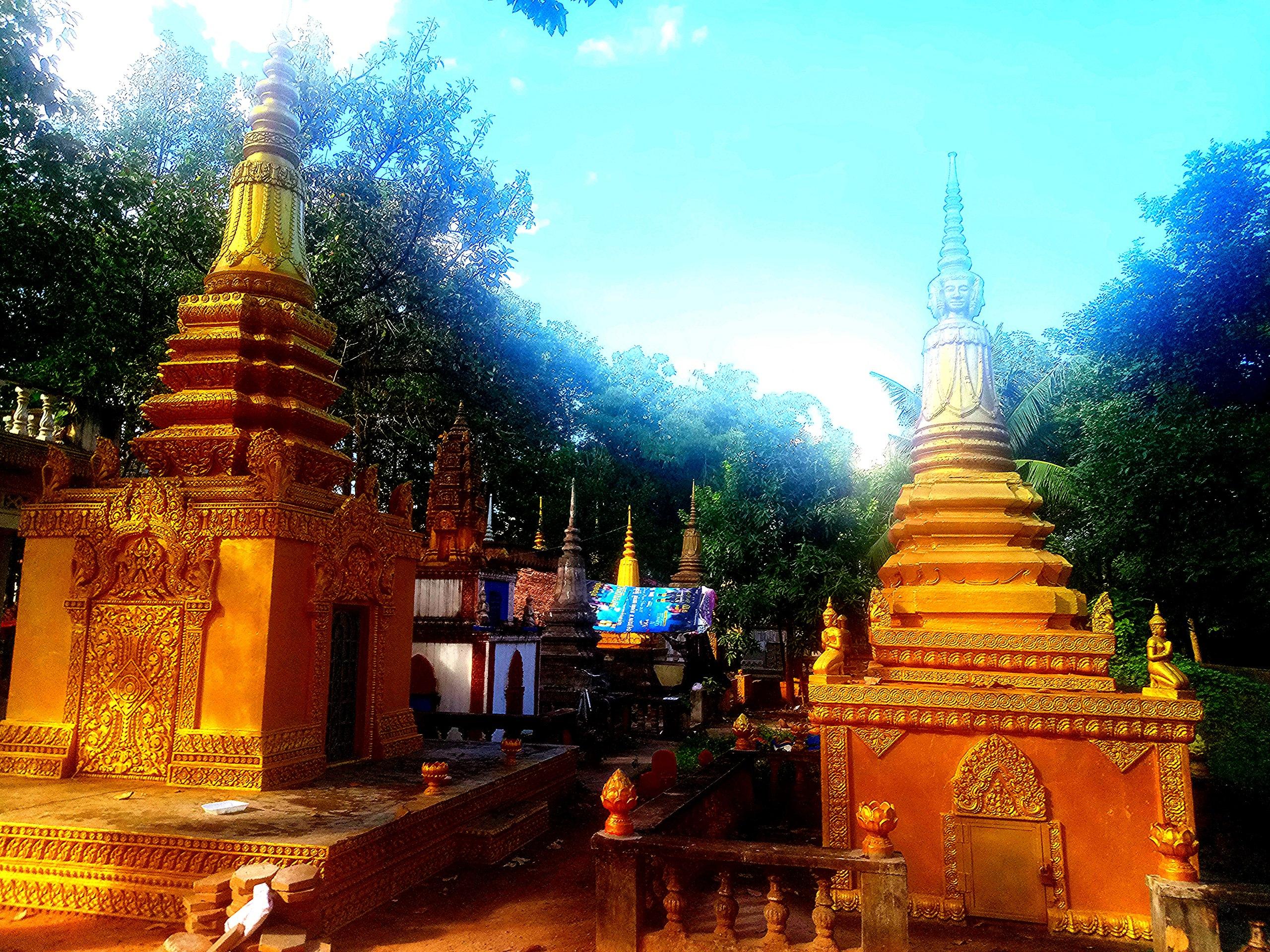 travel - Елена Руденко (Валтея). Камбоджа. Сием Рип. PdUorX0VbnI