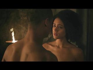 Секс миссандея и серого червя. «игра престолов — game of thrones». сезон 7 серия 2.
