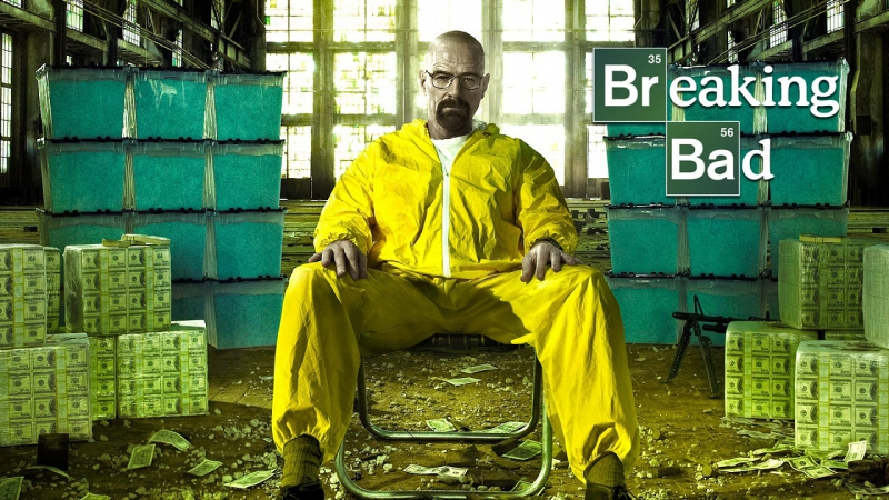 Breaking Bad | Во все тяжкие - 5.14 - 5.16 (LostFilm) Joking Bad with Jimmy