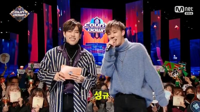 [Full Show] 180118 M! Countdown Ep.554