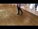 Ирландские танцы Мастер класс Лены Хо