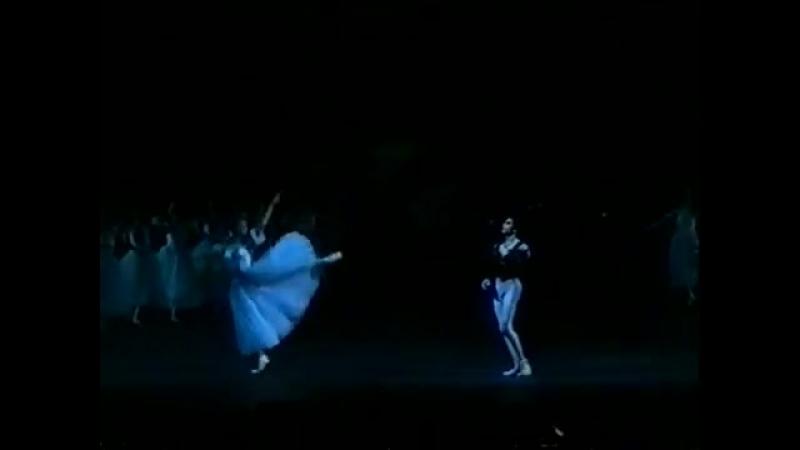 Svetlana Zakharova, Nicolai Tsiskaridze, Maria Alexandrova - Giselle