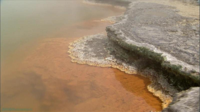 BBC «Земля: Мощь планеты (1). Вулканы» (Научно-познавательный, природа, 2007)