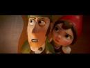 Шерлок Гномс (Gnomeo Juliet: Sherlock Gnomes) (2018) трейлер № 2 русский язык HD / Джонни Депп /