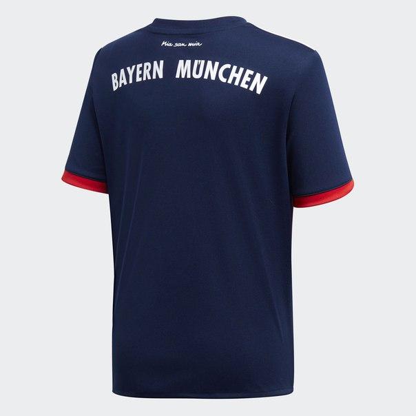 Игровая футболка Бавария Мюнхен Away