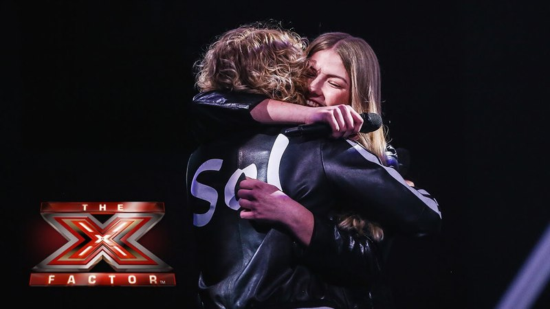 Sol Christian synger Saybia - The Day After Tomorrow | X Factor 2018 | DR1