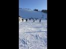 Мой юный лыжник)💋♥️