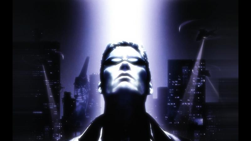 Deus Ex. Поиграем в киберпанк? :)