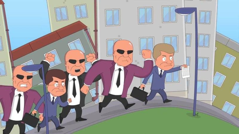 Защита от кредитного террора. Юридический отряд ЩИТ