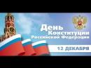 Видео День Конституции 1