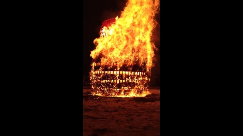 Сжигаем тяжесть зимы🔥