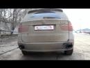 Custom Unlimited BMW X5 E70 3 0 Diesel custom exhaust Borla mufflers