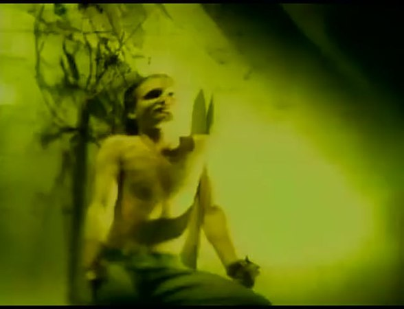 Alice In Chains Angry Chair Official Music Video Green Video