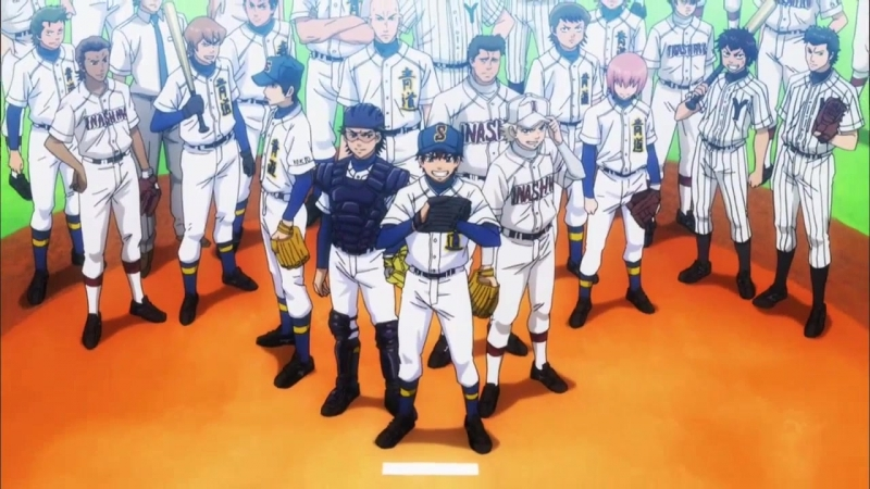 Diamond no Ace 1 Season 3 OP