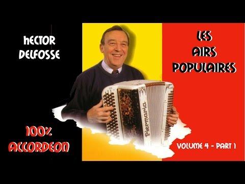 Hector Delfosse Les airs populaires Vol 4 Part 1