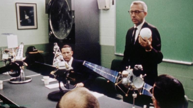 BBC «Космическая эра: История НАСА (1). Вверх» (Научно-познавательный, исследования, 2009)