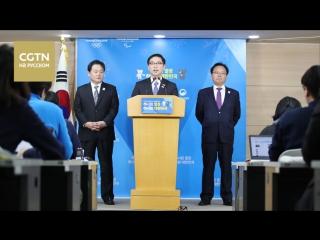 КНДР и Республика Корея договорились пройти под одним флагом на Олимпиаде