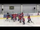 Это любовь в детском хоккее ❤️