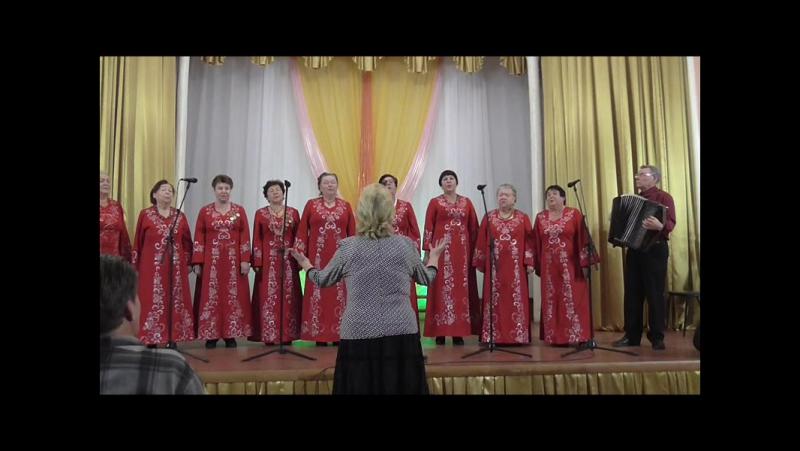 Видео5 Межрайонный смотр-конкурс хоровых коллективов
