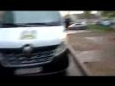В Слуцке назревает конфликт водителей с инкассаторами