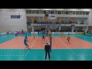 HIGHLIGHT. Югра-Самотлор — Газпром-Югра Суперлига 2017-18. Мужчины