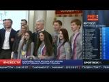 Мэр Москвы Сергей Собянин поздравил победителей и призеров Олимпийских игр в Пхенчхане