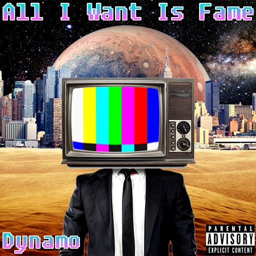 Dynamo альбом All I Want Is Fame