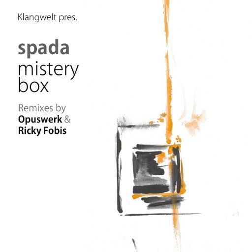 Spada альбом Mistery Box