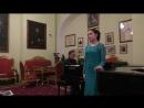 Мария Ярошенко. А. Е. Варламов. На заре ты ее не буди. Концертмейстер - Г. Г. Мигунов