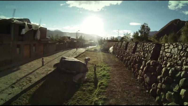 BBC Инки: Владыки облаков 02. Столкновение империй