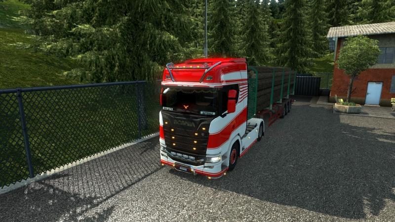 Euro Truck Simulator 2 2018.03.18