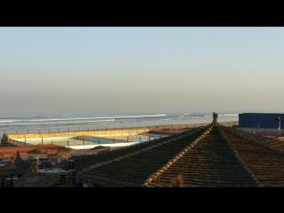Casablanca Coast. 17.11.17 Morocco. Atlantic Ocean Wibe