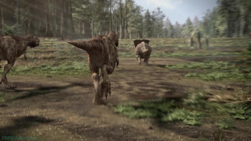 BBC Планета динозавров 3 Последние убийцы Познавательный история палеонтология 2011