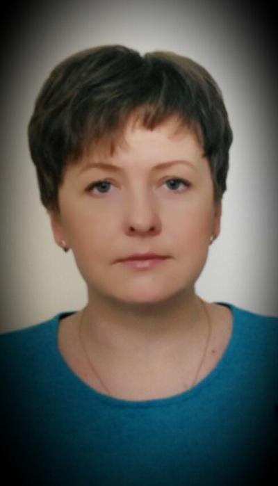Ирина Парусова