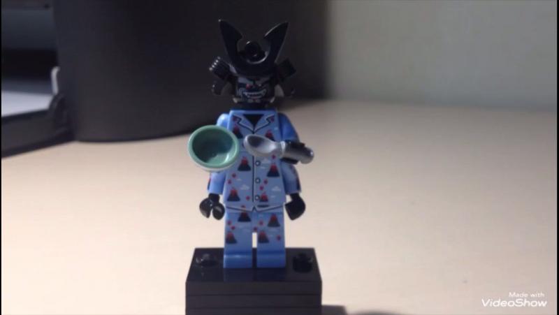 Мнение о 8 сезоне Лего Ниндзя Го.