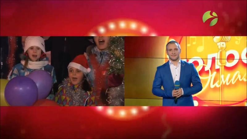 Голоса Ямала-Финал декабрь, 2017г., Руслан Таишов пос.Харп