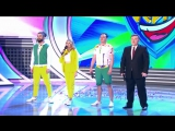 Летняя сборная - Приветствие (КВН Премьер лига 2017. Первая 1/2 финала)