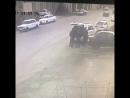 В Дагестане легковушка наехала на четверых мужчин