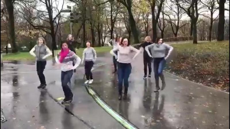 Да, я мать, и я умею танцевать! Коллектив Зинаиды Серышевой