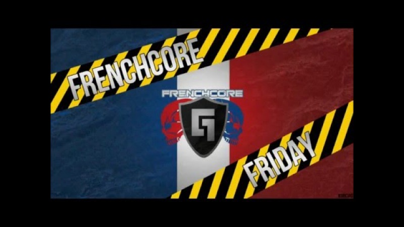 Frenchcore Friday @ Gabber.FM- Dr. Peacock, AdrenoKrome Johnny Napalm (20-4-12)