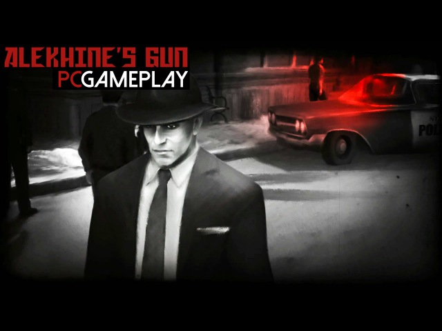 Alekhine's Gun Gameplay PC HD