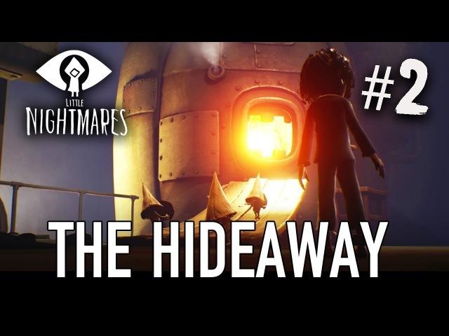 ВО-ИМЯ ВЕЛИКОЙ ПЕЧИ | Little Nightmares. The Hideaway DLC 2