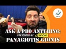 Panagiotis GIONIS | Ask a Pro Anything presented by andro