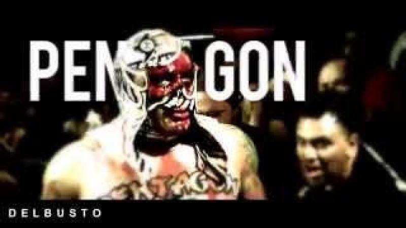 Wrestling Edits: Pentagon Jr. vs Vampiro MOTYC Highlights (Ultima Lucha)